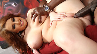 video titel: Felicia Clovers vagina gets pounded by huge black cock || porn tgas: bbc,pounding,vagina,sleazyneasy