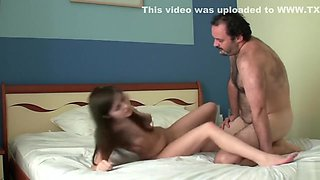 video titel: Teen fucked hard by ugly guy on hidden cam || porn tgas: brunette,fuck,gay,hardcore,videotxxx
