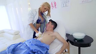video titel: Young patient fucked by MILF doctor || porn tgas: big ass,big tits,doctor,fuck,videotxxx