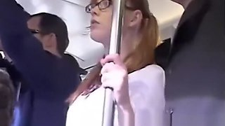 video titel: Horny girl fingerfucked to orgasm on bus    porn tgas: babe,blonde,car,girl,hotmovs