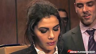 video titel: Cock hungry valentina nappi fucking in the elevator || porn tgas: 3some,big cock,cock,double,xxxdan