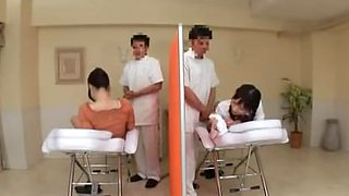 video titel: Oil Massage Daughter and Mommy two    porn tgas: daughter,massage,mommy,oil,upornia