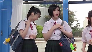 video titel: SEX Schoolgirls in Summer Vacation || porn tgas: asian,high definition,japanese,old man,