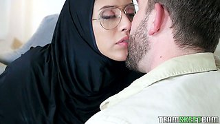 video titel: Shy Arab babe wearing hijab Angel Del Rey turned to be anal insane bitch || porn tgas: anal,angel,arab,babe,anysex