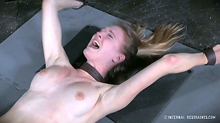 video titel: Horny master stimulates her wet cunt with vibrator and makes it exhausted with orgasm || porn tgas: bdsm,horny,master,orgasm,anysex