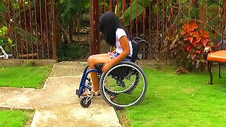 video titel: young Paraplegic girl feet || porn tgas: fetish,foot,girl,high definition,hotmovs